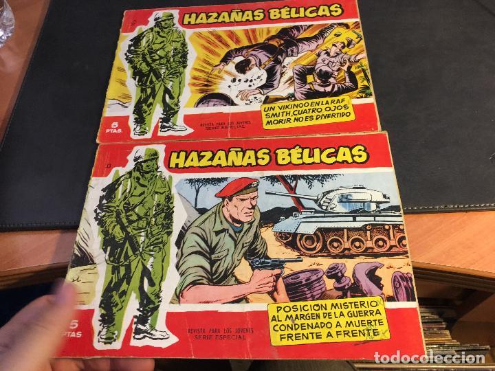 Tebeos: HAZAÑAS BELICAS SERIE ROJA EXTRA LOTE 69 EJEMPLARES (ED. TORAY ORIGINAL) (B1) - Foto 15 - 83427872