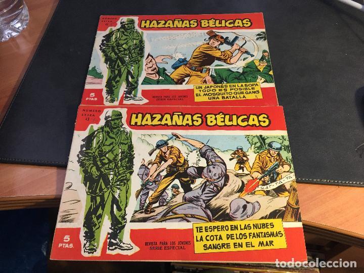 Tebeos: HAZAÑAS BELICAS SERIE ROJA EXTRA LOTE 69 EJEMPLARES (ED. TORAY ORIGINAL) (B1) - Foto 20 - 83427872