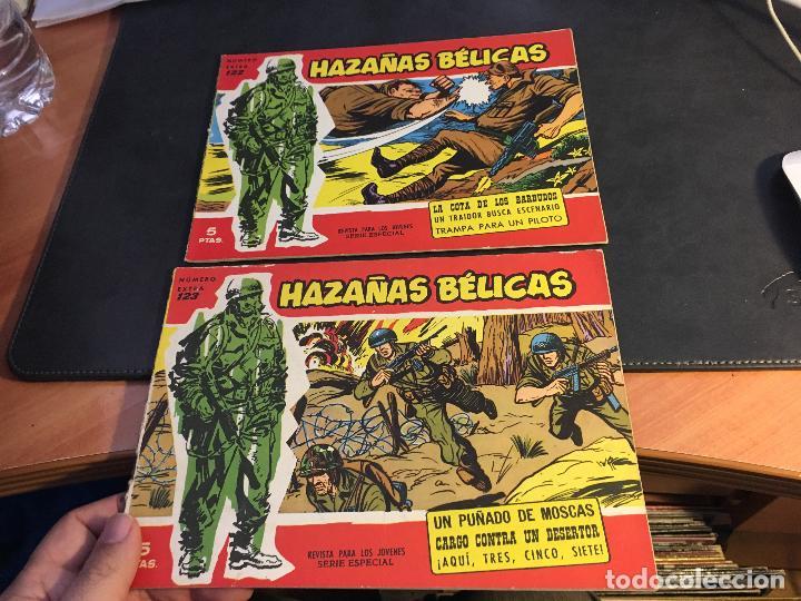 Tebeos: HAZAÑAS BELICAS SERIE ROJA EXTRA LOTE 69 EJEMPLARES (ED. TORAY ORIGINAL) (B1) - Foto 31 - 83427872