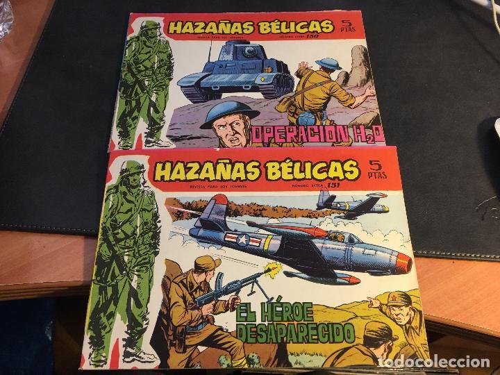 Tebeos: HAZAÑAS BELICAS SERIE ROJA EXTRA LOTE 69 EJEMPLARES (ED. TORAY ORIGINAL) (B1) - Foto 39 - 83427872