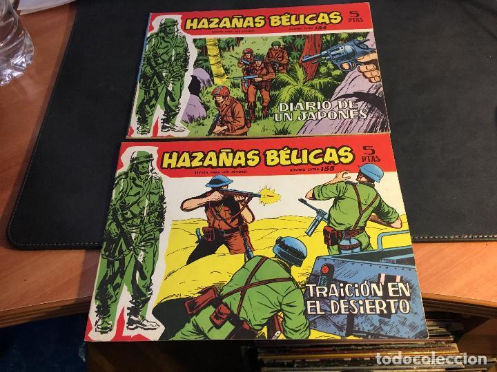 Tebeos: HAZAÑAS BELICAS SERIE ROJA EXTRA LOTE 69 EJEMPLARES (ED. TORAY ORIGINAL) (B1) - Foto 41 - 83427872