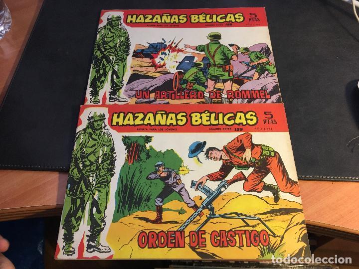 Tebeos: HAZAÑAS BELICAS SERIE ROJA EXTRA LOTE 69 EJEMPLARES (ED. TORAY ORIGINAL) (B1) - Foto 43 - 83427872
