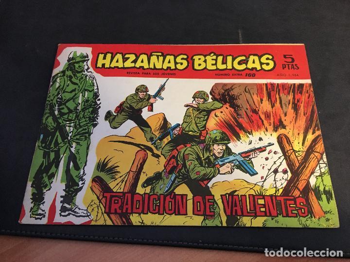 Tebeos: HAZAÑAS BELICAS SERIE ROJA EXTRA LOTE 69 EJEMPLARES (ED. TORAY ORIGINAL) (B1) - Foto 44 - 83427872