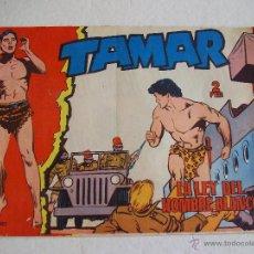Tebeos: TAMAR, Nº 97. Lote 83590236