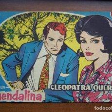 Tebeos: GUENDALINA 69 CLEOPATRA QUERIDA. Lote 83857648