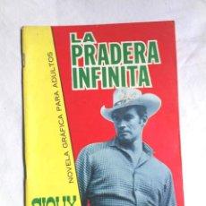 Tebeos: SIOUX Nº 68 LA PRADERA INFINITA AÑOS 1966. EDICIONES TORAY. Lote 84027664