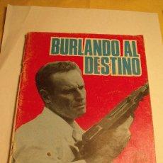 Tebeos: ESPIONAJE ED. TORAY Nº 15 BURLANDO AL DESTINO. Lote 84283240