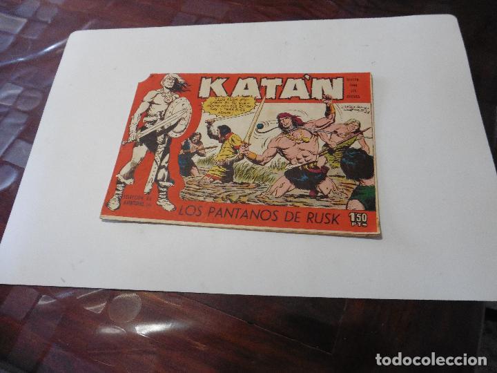 KATAN Nº 42 ORIGINAL (Tebeos y Comics - Toray - Katan)