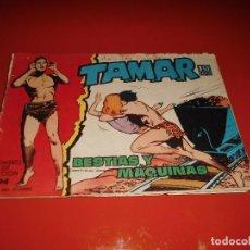 Tebeos: TAMAR Nº 94 - BESTIAS Y MÀQUINAS - TORAY. Lote 85444000