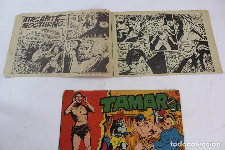 Tebeos: COM-168. LOTE DE 3 COMICS TAMAR. Nº 9, 64 Y 79. - Foto 3 - 85513528