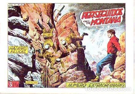 HAZAÑAS BELICAS (TORAY) Nº 185 EXTRA (Tebeos y Comics - Toray - Hazañas Bélicas)