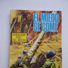 Tebeos: HAZAÑAS BELICAS Nº 68 EL MIEDO SE COME / TORAY 1968. Lote 194534911