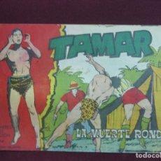 Tebeos: TAMAR Nº 170. LA MUERTE RONDA. EDICIONES TORAY 1961.. Lote 85977200