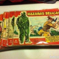 Tebeos: HAZAÑAS BÉLICAS -EXTRA ROJA -LOTE DE 23. Lote 86175888