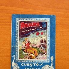Tebeos: CUENTOS DEL ENANITO Nº 3 - ROSAURA - EDICIONES TORAY 1951. Lote 86841484