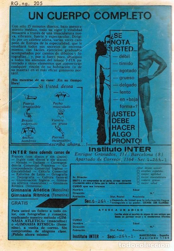 Tebeos: RELATOS DE GUERRA ¨ESPÉRAME EN BERLÍN¨ Nº 205 - Foto 3 - 87003932
