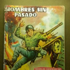 Tebeos: COMIC -TEBEO - HAZAÑAS BÉLICAS - HOMBRES SIN PASADO - EDICIONES TORAY 1962 - E. FARIÑAS & V. FARRES. Lote 87034988