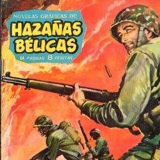 Tebeos: HAZAÑAS BELICAS. TRES HOMBRES VAN A MORIR. Nº 28 EDICIONES TORAY 1962. Lote 87340804