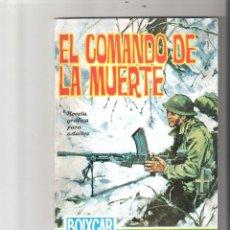 Tebeos: BOIXCAR Nº 2-HAZAÑAS BELICAS-EDICIONES TORAY. Lote 87351428
