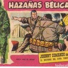 Tebeos: HAZAÑAS BELICAS. JOHNNY COMANDO. Nº 288. EDICIONES TORAY. Lote 87362576