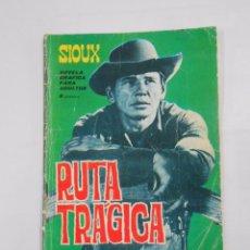 Tebeos: SIOUX - Nº 40 - RUTA TRÁGICA - EDICIONES TORAY - AÑO 1965. TDKC9. Lote 87735564