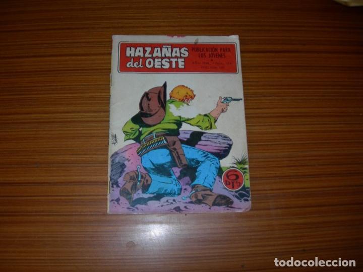 HAZAÑAS DEL OESTE Nº 174 EDITA TORAY (Tebeos y Comics - Toray - Hazañas del Oeste)