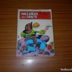 Tebeos: HAZAÑAS DEL OESTE Nº 174 EDITA TORAY . Lote 87826992