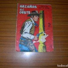 Tebeos: HAZAÑAS DEL OESTE Nº 100 EDITA TORAY . Lote 87828084