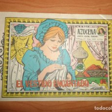 Tebeos: AZUCENA Nº 924 EDITORIAL TORAY ORIGINAL . Lote 114817282