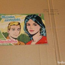 Tebeos: GUENDALINA Nº 12, EDITORIAL TORAY. Lote 88789700