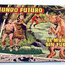 Tebeos: EL MUNDO SIN FUEGO - EL MUNDO FUTURO -TORAY - NUMERO 79 - ORIGINAL. Lote 88849568