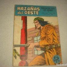 Tebeos: HAZAÑAS DEL OESTE N° 183. Lote 89081916