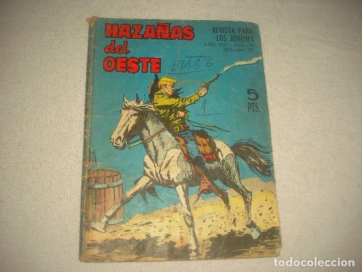 HAZAÑAS DEL OESTE N° 138 (Tebeos y Comics - Toray - Hazañas del Oeste)