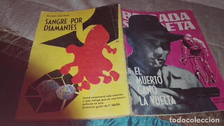 BRIGADA SECRETA Nº64 EL MUERTO GANO LA VUELTA (Tebeos y Comics - Toray - Brigada Secreta)