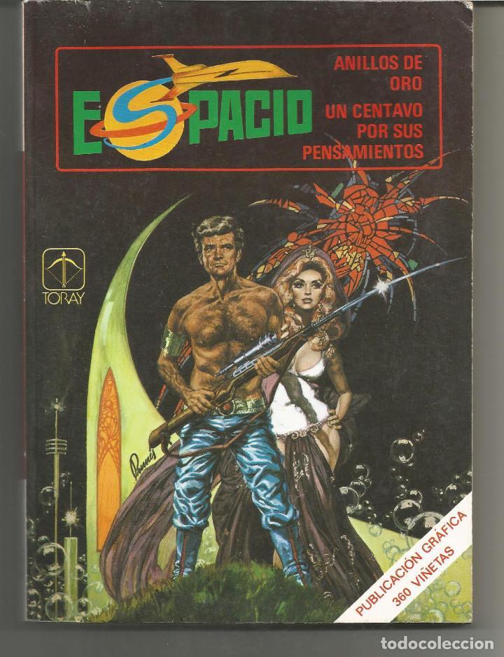 ESPACIO EDICIONES TORAY, Nº 5 (Tebeos y Comics - Toray - Otros)