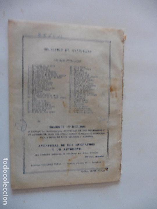 Tebeos: SELECCION DE AVENTURAS Nº 50 TORAY SERIE OESTE ORIGINAL - Foto 2 - 89770812