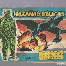 Tebeos: TEBEO HAZAÑAS BELICAS. Nº EXTRA 178. REVISTA PARA LOS JOVENES. EDICIONES TORAY. EL DE LA FOTO. Lote 89913832