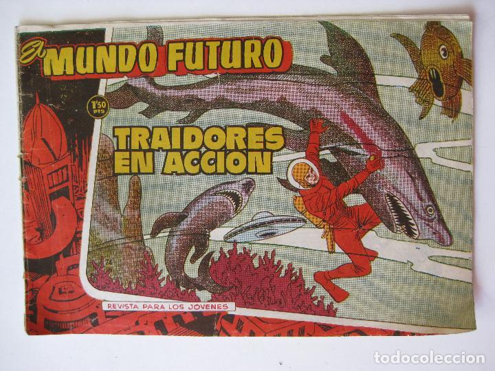 MUNDO FUTURO TORAY Nº74 (Tebeos y Comics - Toray - Mundo Futuro)