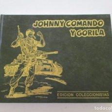 Tebeos: JOHNNY COMANDO Y GORILA. TOMO 1. RM81550. . Lote 90421329