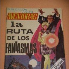 Tebeos: AVENTURAS Nº 48, ED TORAY, AÑO 1968, ERCOM. Lote 90442264