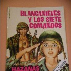 Tebeos: HAZAÑAS BÉLICAS, Nº 46, ED. TORAY, DESDE 1961, BÉLICO GUERRA AVENTURAS ERCOM. Lote 90451249