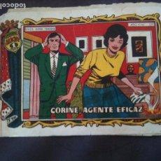 Tebeos: CORINE,AGENTE EFICAZ,Nº297. Lote 91719510