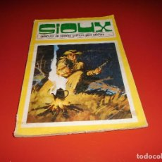 Tebeos: SIOUX Nº 1 - TORAY. Lote 91842960