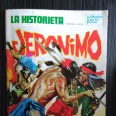 Tebeos: LA HISTORIETA, JERONIMO. WOSGT EL MALVADO. NUMERO 6. EDICIONES TORAY.. Lote 92031990