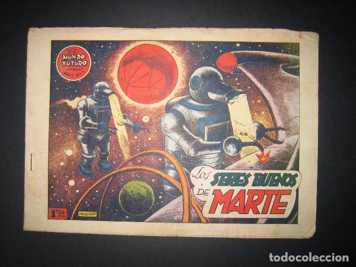 EL MUNDO FUTURO Nº1 (1955, TORAY) (Tebeos y Comics - Toray - Mundo Futuro)