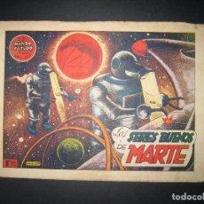 Tebeos: EL MUNDO FUTURO Nº1 (1955, TORAY). Lote 92094490