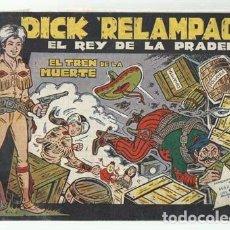 Tebeos: DICK RELAMPAGO 7, 1961, BUEN ESTADO. Lote 92094870