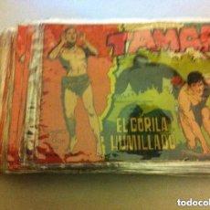 Tebeos: TAMAR -LOTE DE 76. Lote 93018785