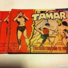 Tebeos: TAMAR -LOTE DE 22. Lote 93019670