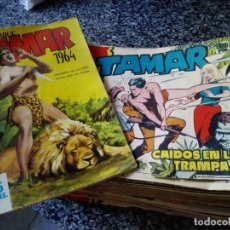 Tebeos: TAMAR (TORAY, 1961) ( 143 NÚMEROS ). Lote 93162045